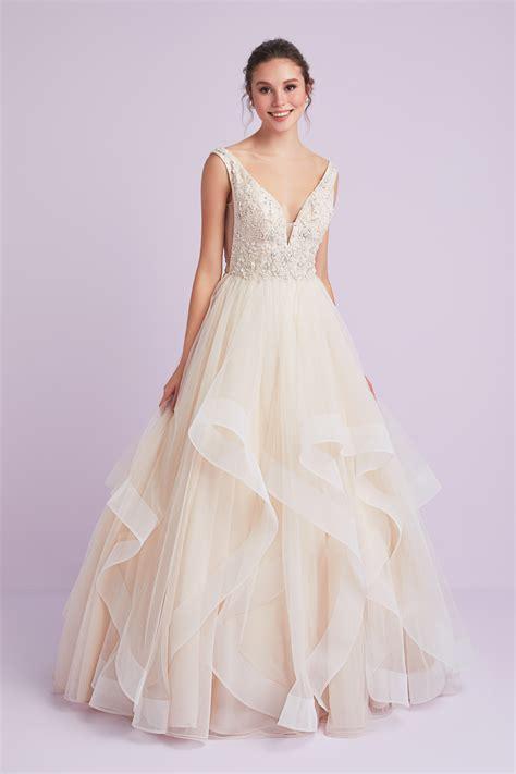 beaded gown wedding dress wgmj tb06034