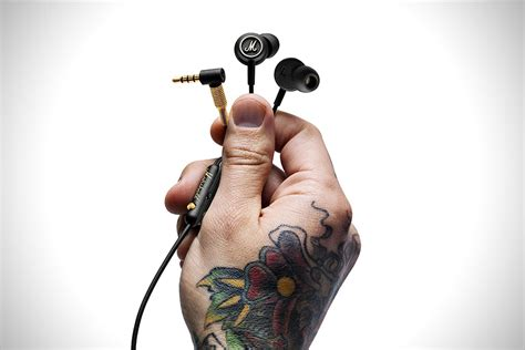 Headphones Marshall Mode marshall mode eq headphones hiconsumption