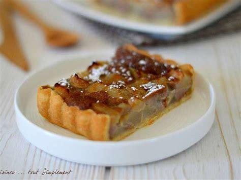 cuisiner la poir馥 recettes de tarte poires de cuisiner tout simplement