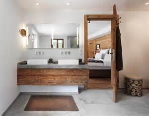 www badezimmermöbel waschbecken modern holz gispatcher