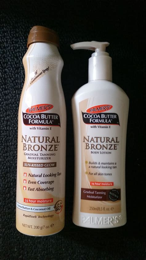 Palmers Gets Organic Sort Of by Review Palmers Bronze Gradual For Summer