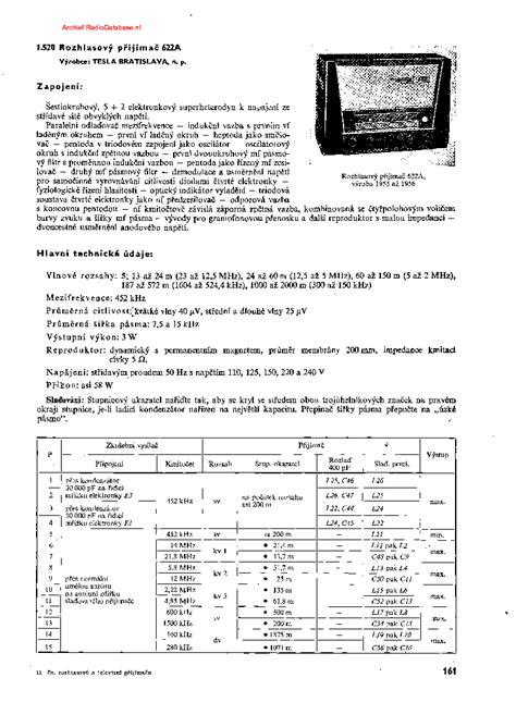 Tesla Pdf Tesla Cm130 Anp273 Cm160 Anp274 Magno 1988 Sm Service