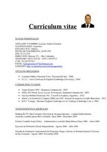 Resume Xml by Modelo De Curriculum Vitae Europeo En Ingles New Style