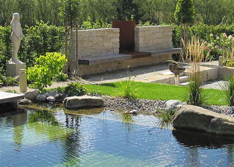 Mauern Im Garten Anlegen 2594 by Bildergalerie Gartenmauer Terrasse Garten Sichtschutz