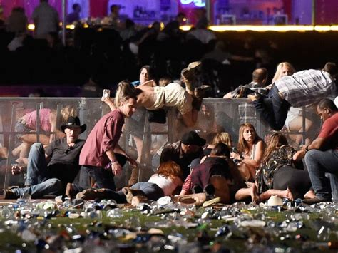 Did The Vegas Shooter A Criminal Record Las Vegas Shooting Toll Rises To 59 No Apparent