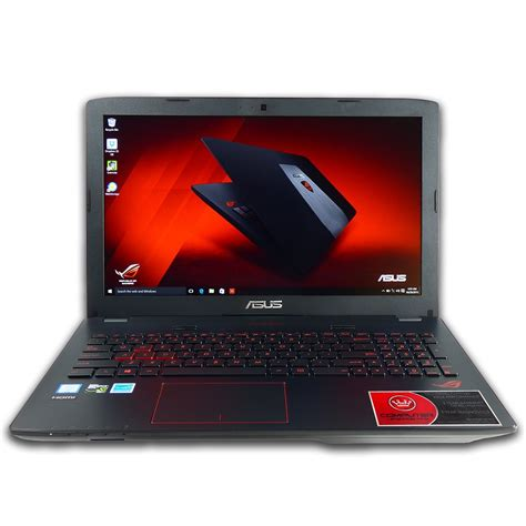 Asus Rog Gl552 Notebookcheck asus rog gl552vw review laptop multimedia cu intel free hd wallpapers