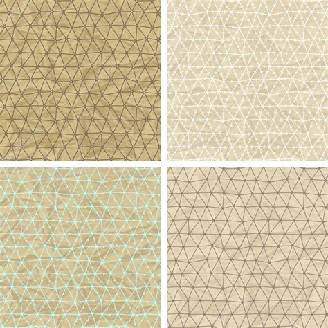 old paper pattern vector seamless lace patterns on old paper texture stock