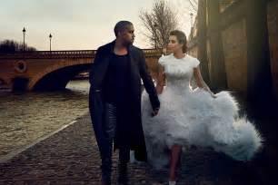 kim k wedding dress
