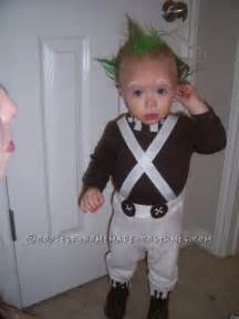 1 year old boy halloween costume ideas 1 year old easy oompa loompa costume