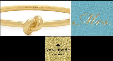 Wedding Gift Kate Spade by Kate Spade Wedding Gifts Bridesmaids Jewelry Mrs Notebook
