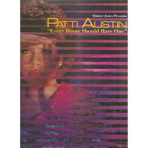 every home should one by patti lp with