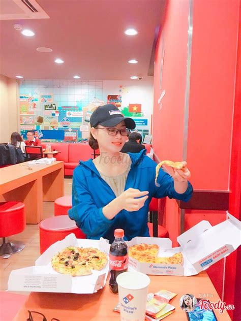 domino pizza lung domino s pizza foody vn
