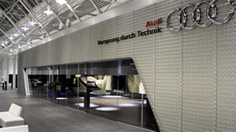 Audi Autohaus M Nchen by Audi Er 246 Ffnet Trainingscenter In M 252 Nchen Autohaus De