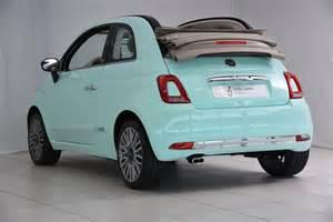 Fiat 500 Esc Fiat 500 Lounge Cabriolet Autojoren