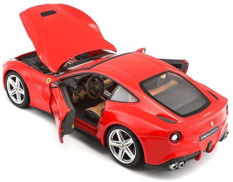f12 berlinetta model car bburago f12 berlinetta model car 1 24 scale