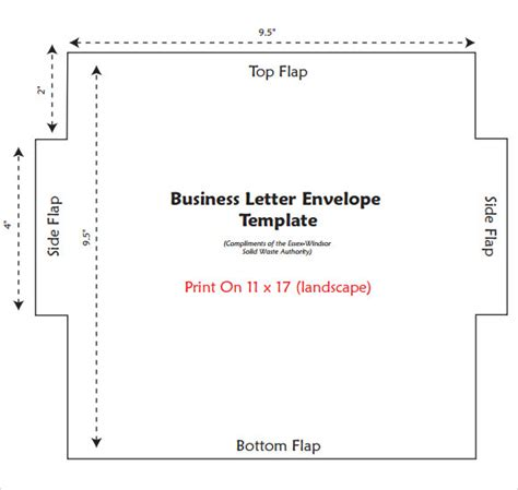 corporate envelope template business envelope template 11 documents in pdf