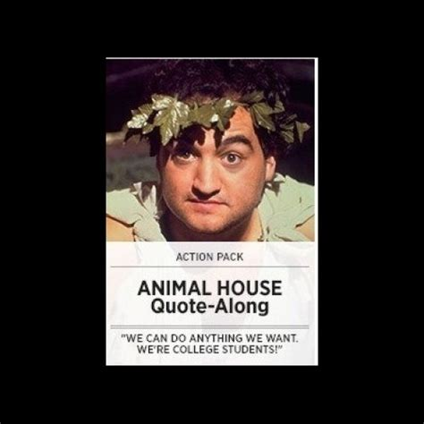 dean wormer animal house quotes quotesgram