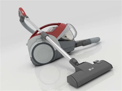 Success 2088 Turbo Vacuum Cleaner Blower 3d model vacuum cleaner lg