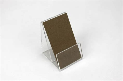 Business Card Stand