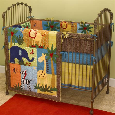 Safari Themed Crib Bedding Baby Room Decorating Ideas For Boys And A Room Honey Lime