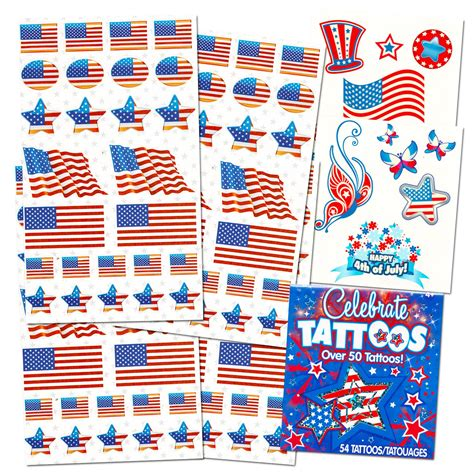 american flag temporary tattoos fourth of july temporary tattoos fourth of july wikii