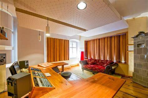pin  glenn thayer  studio design recording studio