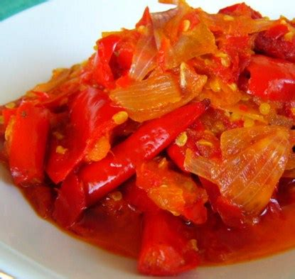 cara membuat kentang goreng balado resep sambal balado pedas ala padang keeprecipes your