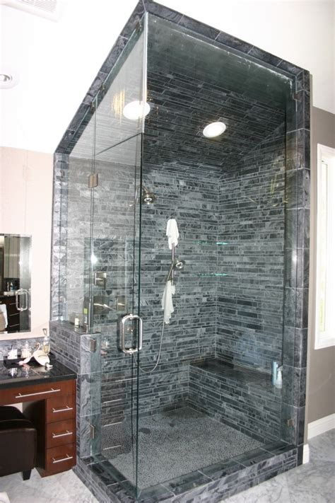 Glass Bathroom Shower Enclosures Glass Shower Doors Enclosures Community Glass Mirror