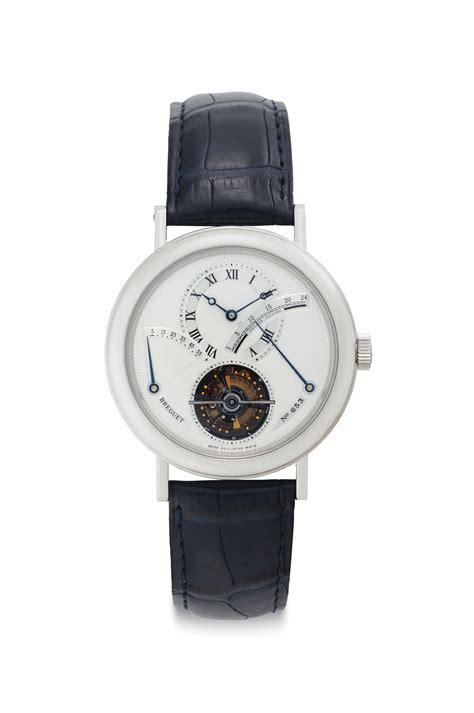 Breguet Tourbillon Cal 558 1 breguet a and platinum tourbillon wristwatch