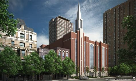 chicago church house near north lds chapel ready to rise chicago architecture