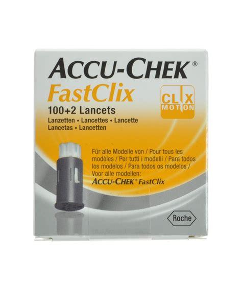 Info Accu Mobil accu chek mobile fastclix lancets 17x6 5208475001