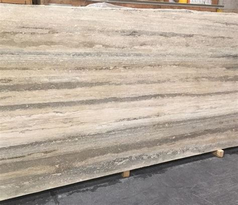silver travertine vein cut marable slab house