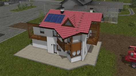 House Ls by Residential House With Garages Ls 17 Fs 2017 Fs 17 Mod