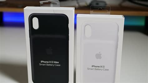 iphone xs and xs max smart battery