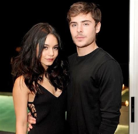 is zac efron married to vanessa the high school musical duo vanessa hudgens and zac efron