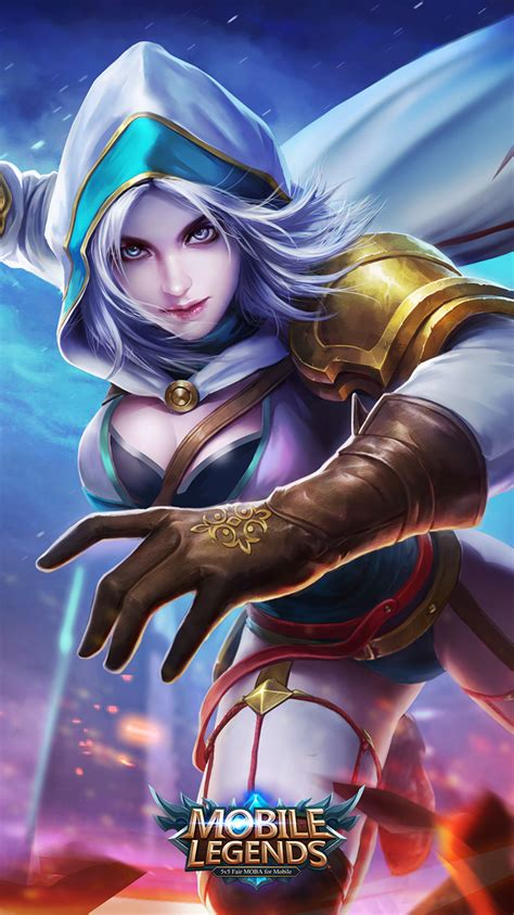 mobile legend heroes 43 new awesome mobile legends wallpapers 2018 mobile legends