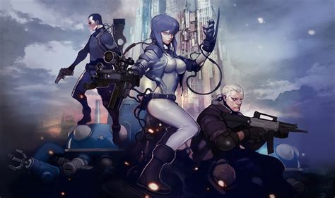 ghost in the shell ghost in the shell online launch announced best free mmorpg and mmo games mmopage com