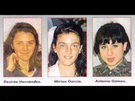 el asesinato de la la verdad sobre el asesinato de las ni 241 as de alcasser youtube