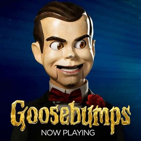 film goosebump 17 best images about goosebumps on pinterest slappy the