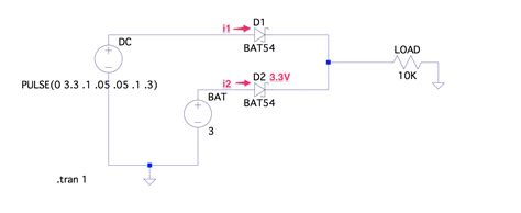 diode with lowest voltage drop ltspice diode voltage drop 28 images current circuit mosfet bridge rectifier with low