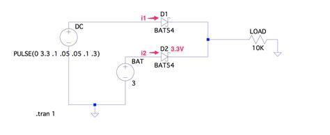voltage drop across diode bridge ltspice diode voltage drop 28 images current circuit mosfet bridge rectifier with low
