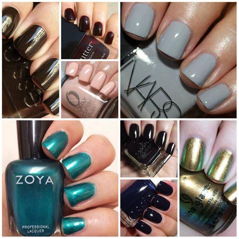 8 must fall nail colors
