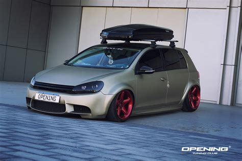 stanced volkswagen golf image gallery stanced gti
