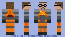 minecraft freeman skin gordan freeman minecraft skin