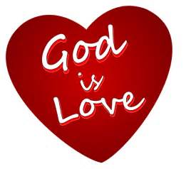 Heart graphic god is love free illustrations and graphics