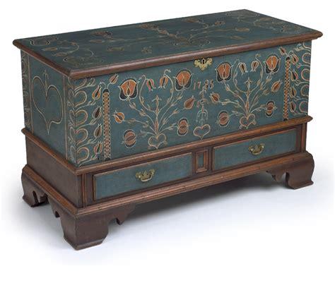 Blanket Chest Andersen Stauffer Furniture Makers Chests Berks