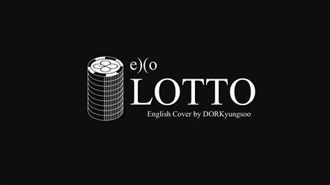 exo lotto lyrics exo lotto english cover youtube