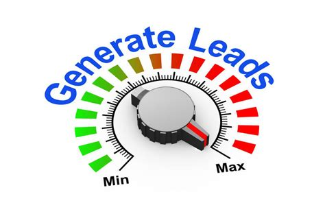 how to a on a lead how to generate maximum leads