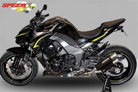 Motorrad Auspuff Kawasaki by Kawasaki Z 1000 Auspuffanlage Motorrad Bild Idee
