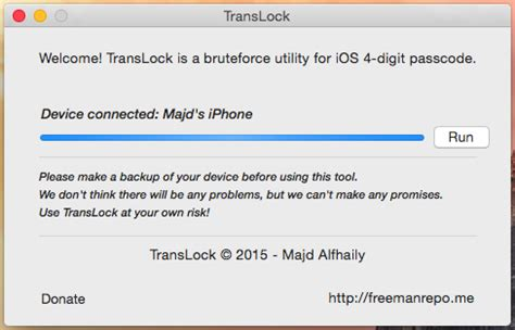 iphone s passcode bypassed using software based bruteforce tool